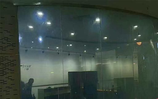 金耀雾化玻璃