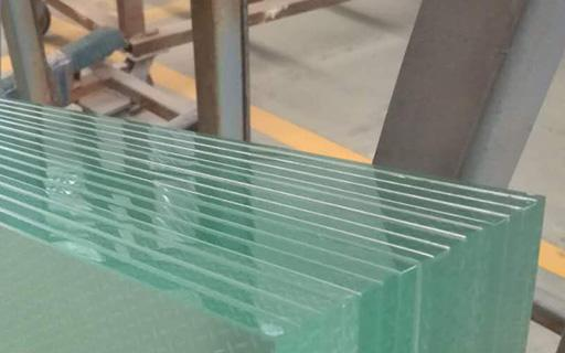金耀天亿多层夹层防滑旋转楼梯玻璃